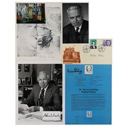 Nobel Prize in Chemistry (6) Signed Items