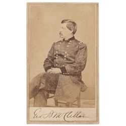 George B. McClellan Signed Photograph