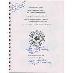 Enola Gay: Ferebee and Van Kirk Signed Book
