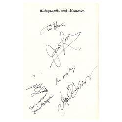 Apollo 13 Signed Program