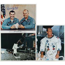 Apollo 12 Signed Photographs