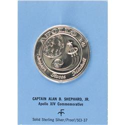 Apollo 14 Commemorative Medal
