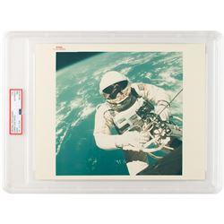 Gemini 4 Original 'Type 1' Photograph