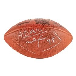 Peter Max Signed Football