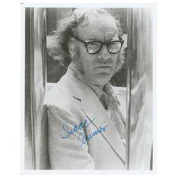Isaac Asimov Signed Photograph