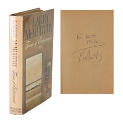 Larry McMurtry Signed Book