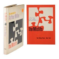 Arthur Miller Signed Book