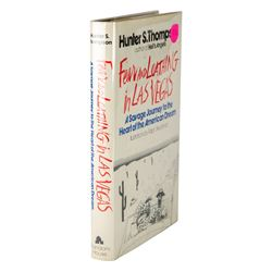 Hunter S. Thompson First Edition Book