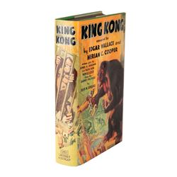 King Kong First Edition Book