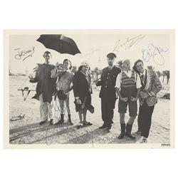 Monty Python Signed Photograph