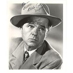 Elisha Cook, Jr Signed Photograph