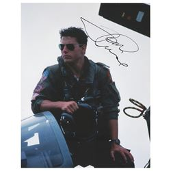 Tom Cruise Signed Photograph