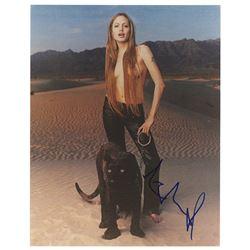 Angelina Jolie Signed Photograph