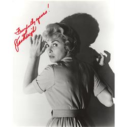 Janet Leigh Signed Photograph