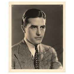 Ray Milland Signed Photograph