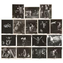 Marilyn Monroe Group of (16) Photographs