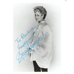 Elizabeth Montgomery Signed Photograph