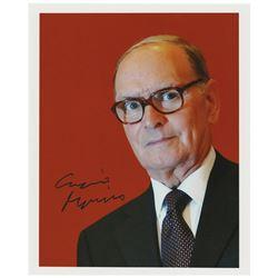 Ennio Morricone Signed Photograph