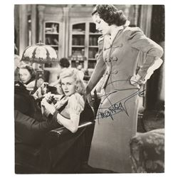 Ginger Rogers Signed Photograph