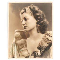Ann Sheridan Signed Photograph