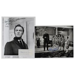 The Sound of Music (3) Signed Items