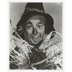 Wizard of Oz: Ray Bolger