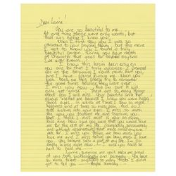 Kenny Rogers Autograph Letter Signed
