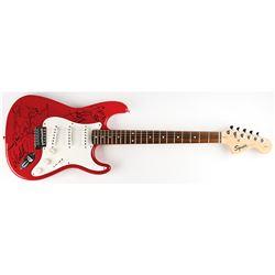 Aerosmith Signed Guitar