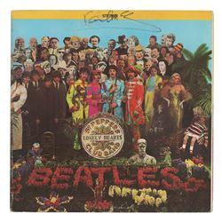 Beatles: Paul McCartney Signed Album