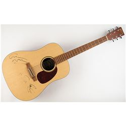 Crosby, Stills, and Nash Signed Martin Acoustic Guitar