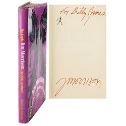 The Doors: Jim Morrison signed Book
