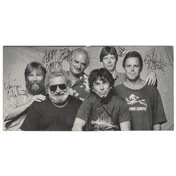 Grateful Dead Signed CD