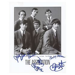 The Association Signed Photograph