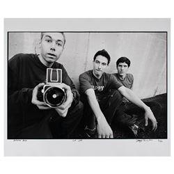 Beastie Boys Photograph by Danny Clinch