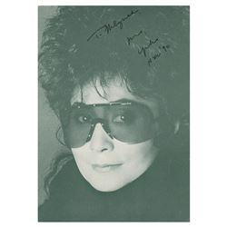 Beatles: Yoko Ono