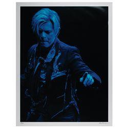 David Bowie Print