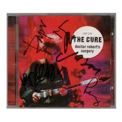 The Cure Signed CD