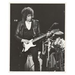 Bob Dylan Original Photograph