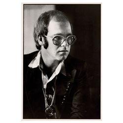 Elton John Original Photograph