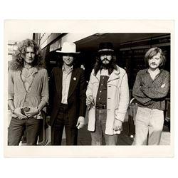 Led Zeppelin Original Photograph