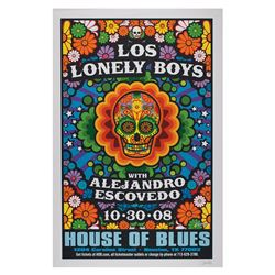 Los Lonely Boys Poster by Uncle Charlie Hardwick