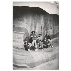 The Moody Blues Original Photograph