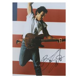 Bruce Springsteen Signed Photograph
