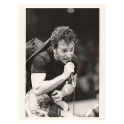 Bruce Springsteen (2) Original Photographs