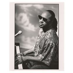 Stevie Wonder Original Photograph