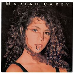 Mariah Carey Signed Album