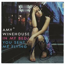 Amy Winehouse Signed CD Booklet
