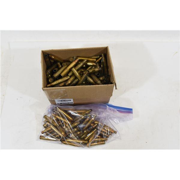 Fired .270 Winchester Brass