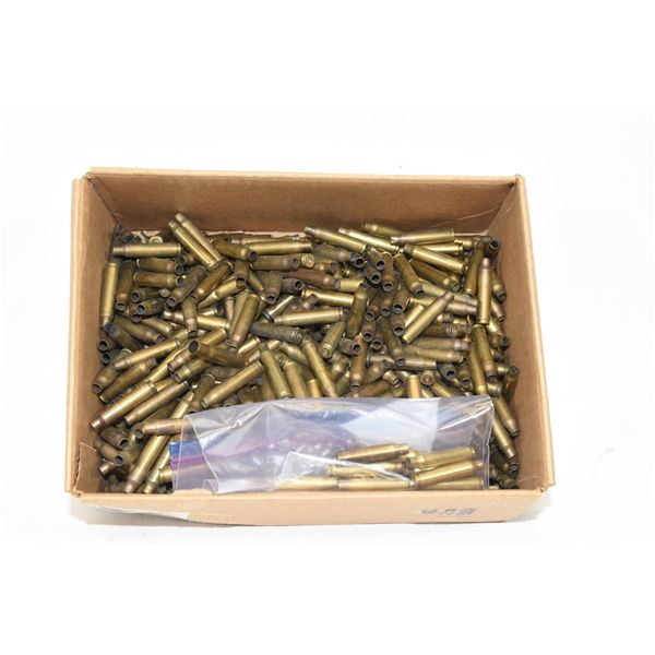 Fired .223 Remington/5.56x45mm Brass