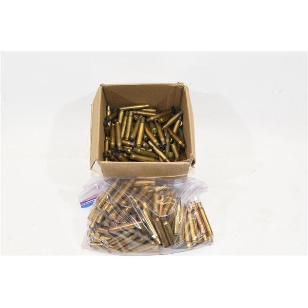 Fired .30-06 Brass